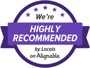 Top Rated Website Designer on Alignable by Spoken Designs Whatcom County