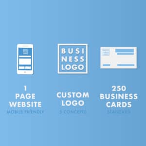Economy Website Marketing Package