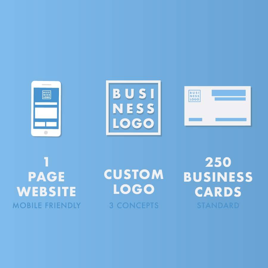 Economy Website Marketing Package
