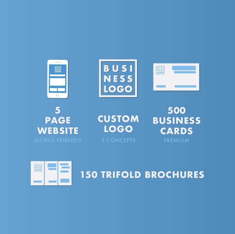 Standard Website Marketing Package